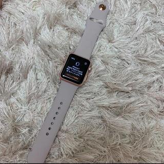 Apple Watch - Apple Watch 第一世代 ピンク