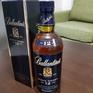 バランタインカシミヤ(BALLANTYNE CASHMERE)のバランタイン12年(ウイスキー)