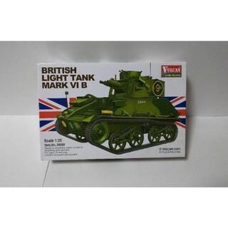 Vulcan 1/35 British Mk VI B Light Tank(模型/プラモデル)