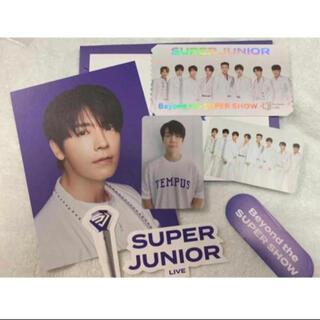 スーパージュニア(SUPER JUNIOR)のsuper  junior Beyond Live AR ticket set(アイドルグッズ)