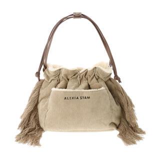 アリシアスタン(ALEXIA STAM)のALEXIASTAM Reversible Drawstring Bag(ショルダーバッグ)
