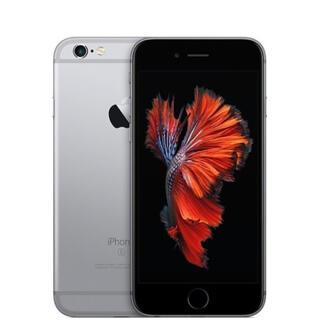 アップル(Apple)のmas様専用  iPhone 6s   64GB  スペースグレー(スマートフォン本体)