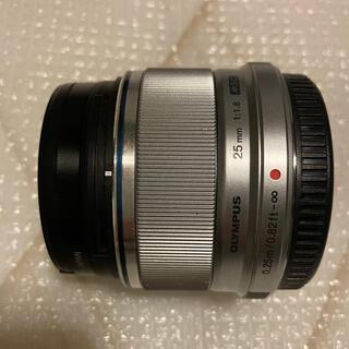 OLYMPUS - OLYMPUS 単焦点レンズM.ZUIKO DIGITAL 25mm F1.8