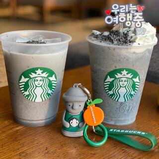 スターバックスコーヒー(Starbucks Coffee)の[韓国スタバ] チェジュ島限定 トルハルバンキーチェーン (キーホルダー)