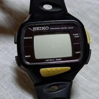 セイコー(SEIKO)のセイコー電波腕時計(腕時計(デジタル))