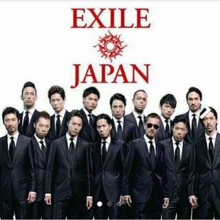 エグザイル(EXILE)のEXILEJAPAN ATSUSHI 2枚(ミュージック)
