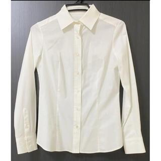 エムプルミエ(M-premier)のエムプルミエ M-PREMIER  カットソー シャツ 36(シャツ/ブラウス(長袖/七分))
