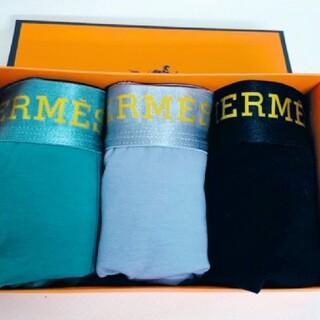 Hermes - HERMESボクサーパンツ新品未使用品