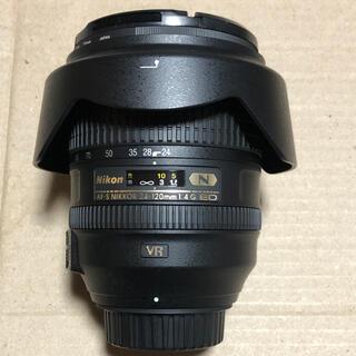 Nikon - ニコン AF-S NIKKOR 24-120mm f/4G ED VR中古品