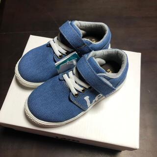 リー(Lee)のLee 16cm 子供靴 新品未使用(スニーカー)