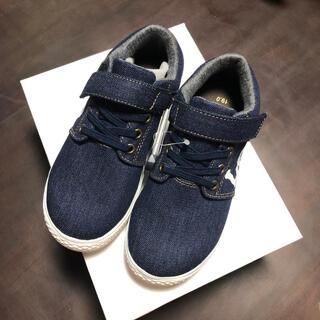 リー(Lee)のLee 19cm 子供靴 新品未使用(スニーカー)