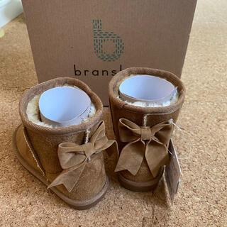 ブランシェス(Branshes)の◆新品◆branshes ブランシェス バックリボン ブーツ 16.0cm◆16(ブーツ)
