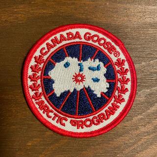 カナダグース(CANADA GOOSE)の🇨🇦 訳あり品 カナダグース ワッペン 1枚 ② 🇨🇦(各種パーツ)