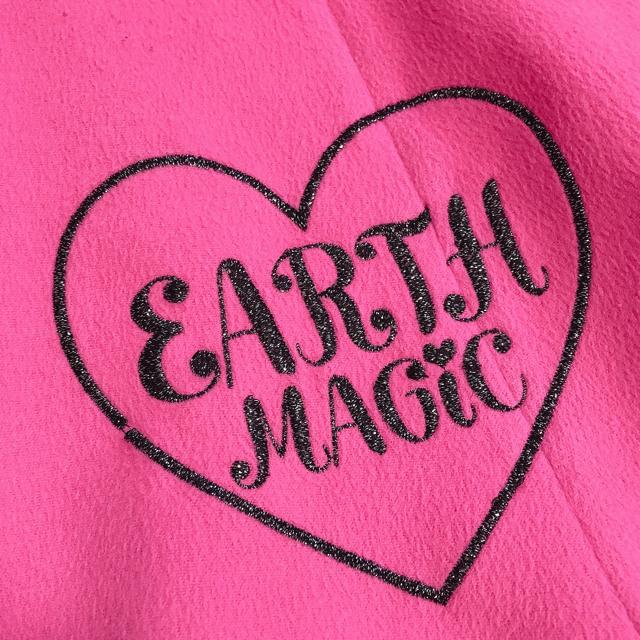 EARTHMAGIC(アースマジック)の専用♡120㎝♡Aラインコート キッズ/ベビー/マタニティのキッズ服女の子用(90cm~)(コート)の商品写真