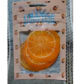 ピュアスマイル ジューシーフルーツポイントパッド オレンジ(10枚入)(パック/フェイスマスク)