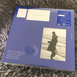 SHINee - TAEMIN テミン 未開封 アルバム CD FC版 SHINee FC限定