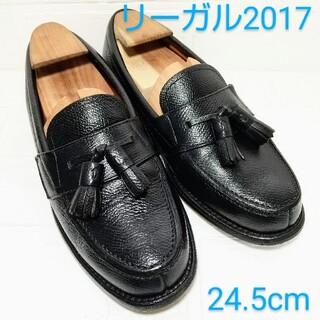 REGAL - REGAL リーガルタッセルローファー 2017 黒 24.5