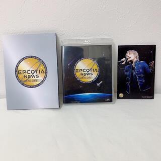 ジャニーズ(Johnny's)のNEWS DOMETOUR EPCOTIA-ENCORE- Blu-ray(ミュージック)