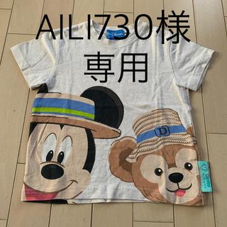 Disney - ディズニーシー ダッフィTシャツ100センチ