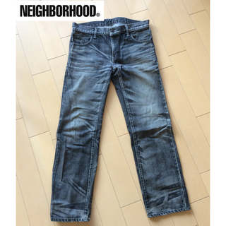 NEIGHBORHOOD - ネイバーフッド 初期 savage narrow straight Mサイズ