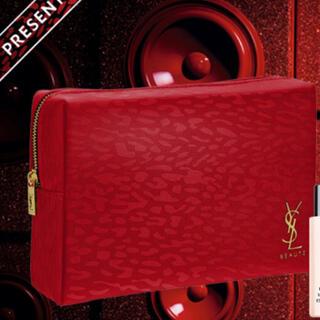 Yves Saint Laurent Beaute - YSL イヴサンローラン オリジナル ポーチ