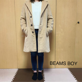ビームスボーイ(BEAMS BOY)のBEAMS BOY コート(チェスターコート)