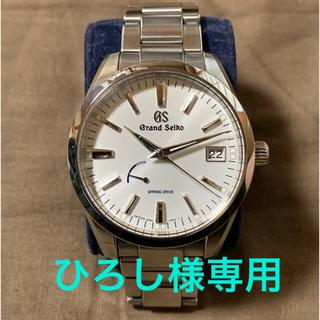 Grand Seiko - 値下げ【美品】グランドセイコー スプリングドライブSBGA299