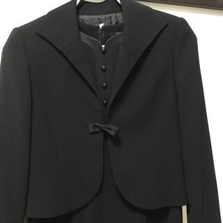 シマムラ(しまむら)の喪服 ロング丈ワンピース、ジャケット2点セット(礼服/喪服)