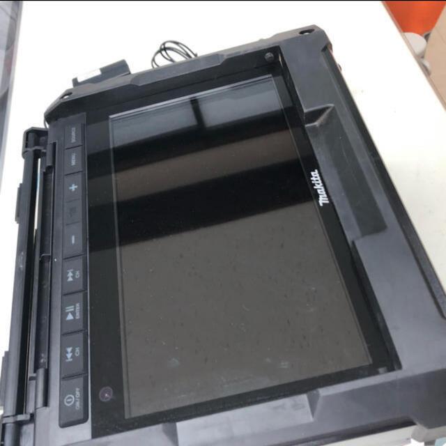 Makita(マキタ)のマキタ makita  テレビ スマホ/家電/カメラのテレビ/映像機器(テレビ)の商品写真