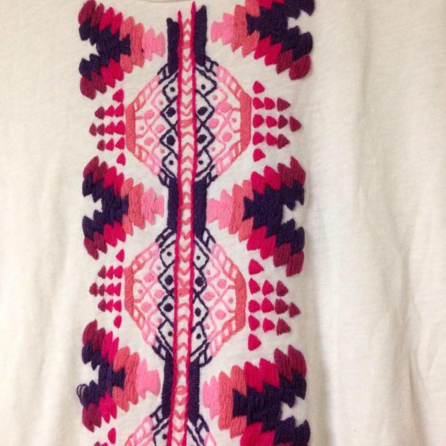 LOVE GIRLS MARKET(ラブガールズマーケット)のLGM✳︎ボヘミアンT レディースのトップス(Tシャツ(長袖/七分))の商品写真