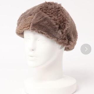 サマンサモスモス(SM2)のSM2 / ベレー帽(ハンチング/ベレー帽)