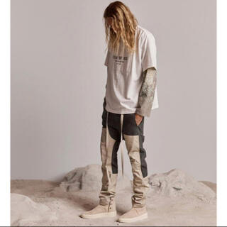 FEAR OF GOD - fear of god 6th collection ワークパンツ denim