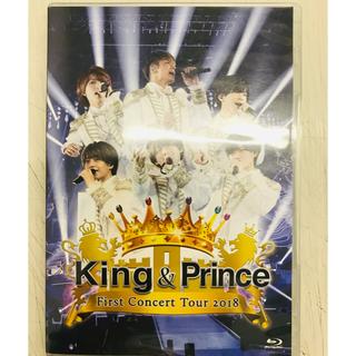 ジャニーズ(Johnny's)のking & prince 2019 DVD 2018 Blu-ray(ミュージック)