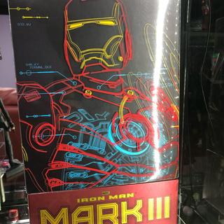 MARVEL - ホットトイズ マーク3 アイアンマン フィギュア ダイキャスト