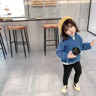 コドモビームス(こども ビームス)の韓国 インポート チャーリーブラウン スヌーピー ボア ハーフジップ ジャケット(ジャケット/上着)