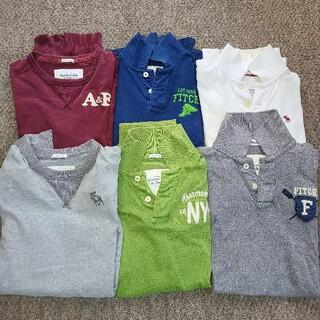 アバクロンビーアンドフィッチ(Abercrombie&Fitch)のアバクロンビー&フィッチ  (ポロシャツ)