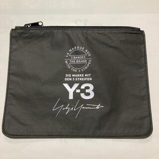 Y-3 - 新品 Y-3 ワイスリー 非売品ポーチ
