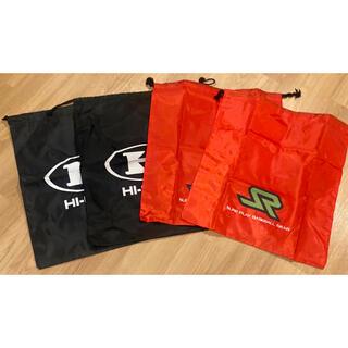 ハイゴールド(HI-GOLD)の超大特価‼️ 【ハイゴールド 】と【シェアプレイ】グラブシューズ袋 4枚セット(その他)