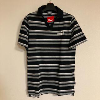 プーマ(PUMA)の新品 プーマ PUMA ポロシャツ メンズLサイズ(ポロシャツ)