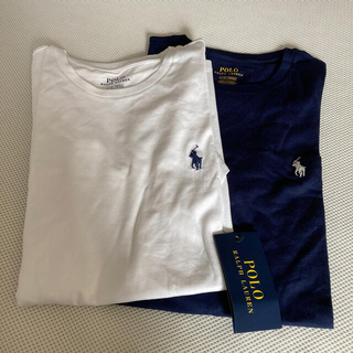 POLO RALPH LAUREN - POLO RALPH LAUREN Tシャツ2枚