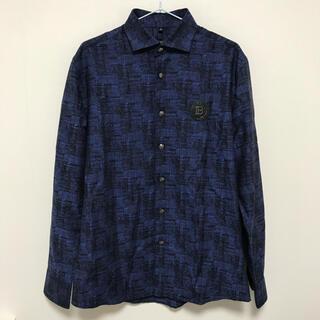 バルマン(BALMAIN)のBALMAIN デザインシャツ(シャツ)