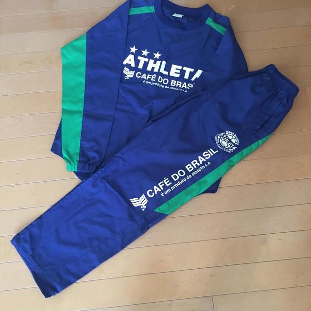 ATHLETA(アスレタ)のアスレタ ピステ上下 Mサイズ スポーツ/アウトドアのサッカー/フットサル(ウェア)の商品写真