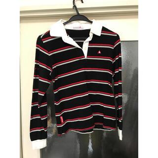 ルコックスポルティフ(le coq sportif)のルコック ゴルフ ポロシャツ 長袖(ポロシャツ)