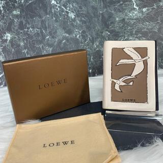ロエベ(LOEWE)のLOEWE 手帳カバー (その他)