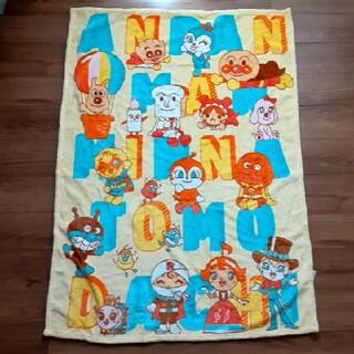 バンダイ(BANDAI)のアンパンマンハーフ毛布(毛布)