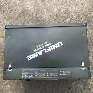 ユニフレーム(UNIFLAME)のユニフレーム ツーバーナー US-2400(ストーブ/コンロ)