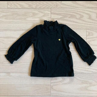 ケイトスペードニューヨーク(kate spade new york)の新品♡ケイトスペード 長袖カットソー 90センチ(Tシャツ/カットソー)
