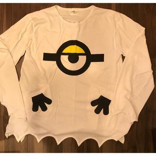 ミニオン(ミニオン)のUSJ ミニオン ロンT メンズ(Tシャツ/カットソー(七分/長袖))