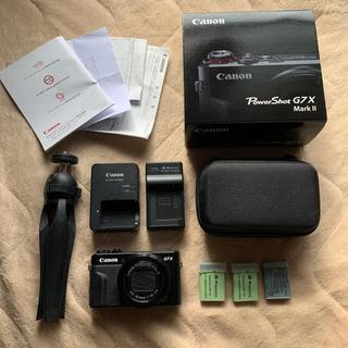 Canon - Canon G7X Mark Ⅱ 最終値引き