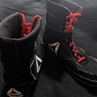 リーボック(Reebok)のReebok boxing shoes ラクマ最安値!(ボクシング)